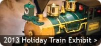 Event: 2013 Holiday Train Display at America On Wheels Museum - Dec 6-28