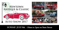 Newtown Car Show!