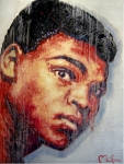TBT: Ali by premier pop artist Perry Milou