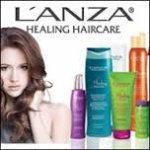 LANZA Healing Hair Care Prouducts