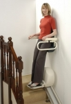 Power Stair Lifts Offers Stand and Perch Model