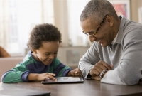 Skill swap: How grandparents and grandkids can learn from each other