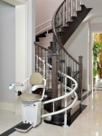 Precision Stair Lifts Feature Comfort, Style and Safety
