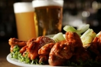 Tuesday Wing Night with Spiteful Nate playing during Happy Hour!