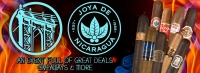 Event: Drew Estate & Joya de Nicaragua Double Shot - Nov 28 @ 8:00pm