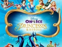 Event: Disney on Ice: Princesses and Heroes - Apr 10-13