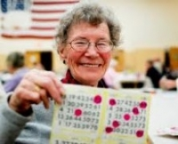 Bingo improves senior's mental, physical and social health