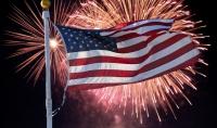 Fireworks in Jim Thorpe July 2 2016