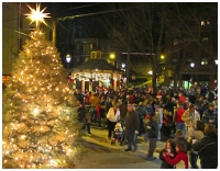 Christmas Fun and New Year's Eve Events in Jim Thorpe