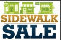 Event: Sidewalk Sale & Sunflower Stroll - Jul 16 @ 10:00am