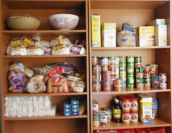 Food Insecurity Goes Hand-in-Hand with Homelessness
