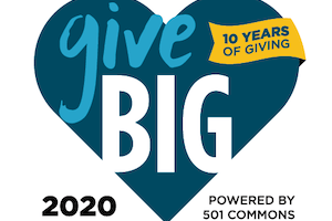 GiveBIG 2020 is Here Early!