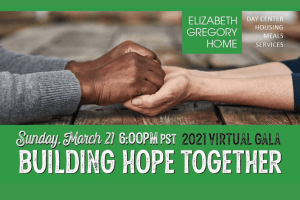 Building Hope Together 2021 Virtual Gala