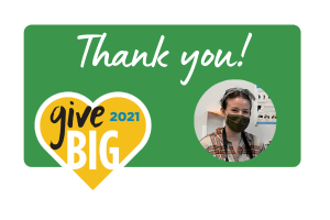 Thank you for Giving BIG!