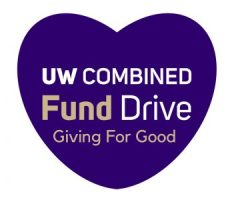 Time for University of Washington Combined Fund Drive!