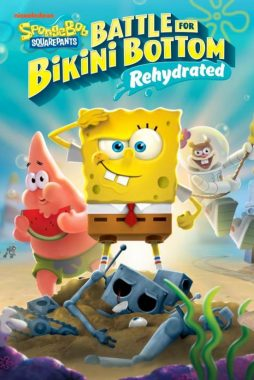 Spongebob Squarepants - Battle for Bikini Bottom - Rehydrated