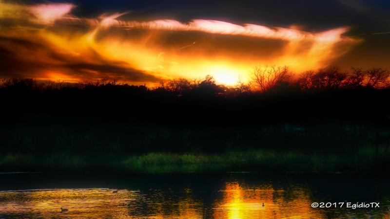Cabin 56 Sunset