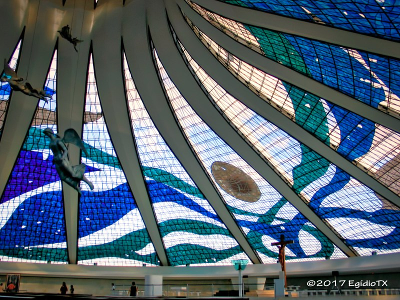 Brasília's Metropolitan Cathedral