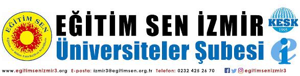 Eğitim Sen İzmir Üniversiteler Şubesi
