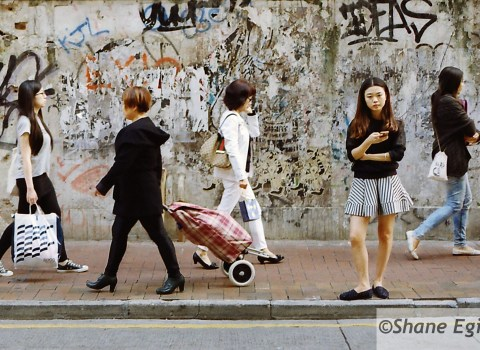 Causeway Bay Girl