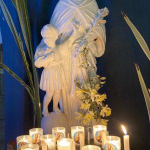 Saint Joseph à Bruz