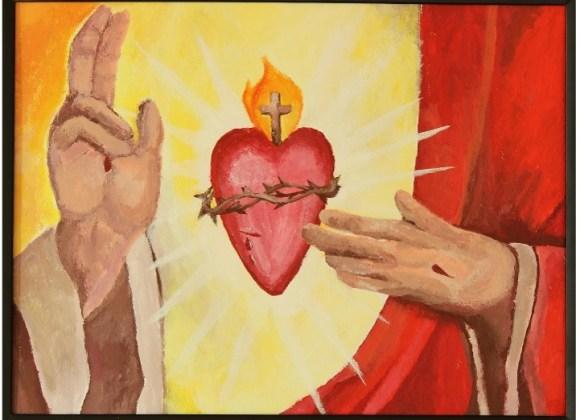 Un Cœur débordant d'amour !