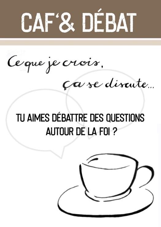 Caf& Débat