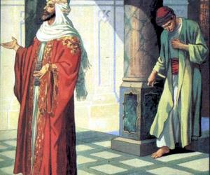 Приходской листок №4/2016 – О мытаре и фарисее