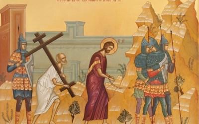 Расписание богослужений Страстной седмицы и Пасхи