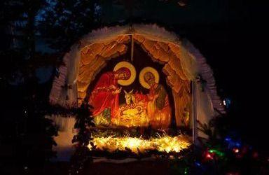 Ночная Pождественская Литургия 2020 – ночь с 6 на 7 января