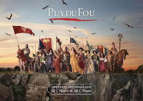 Pèlerinage au Puy du Fou