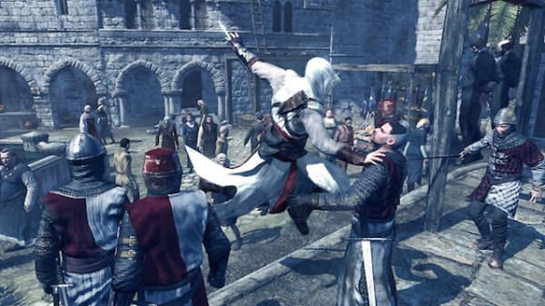 A Modern Day Take Assassin's Creed – EGMNOW
