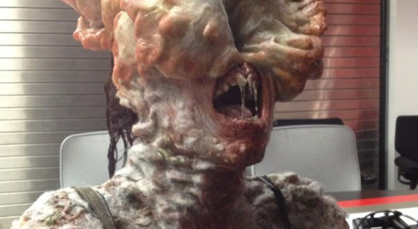 Naughty Dog's Evan Wells Shows Off Gruesome Creature For ...