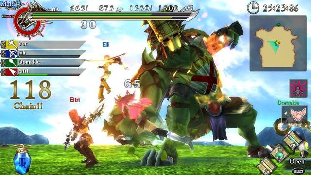 E3 2012 Ragnarok Odyssey Boldly Seeks To Fill The Vitas