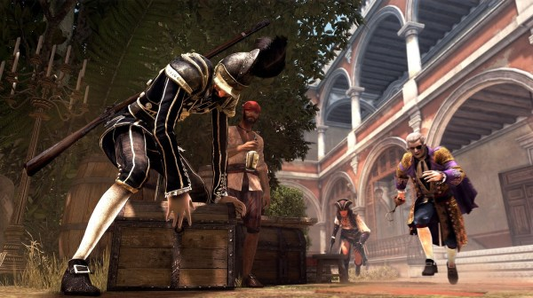 New Assassin's Creed IV: Black Flag Multiplayer ...
