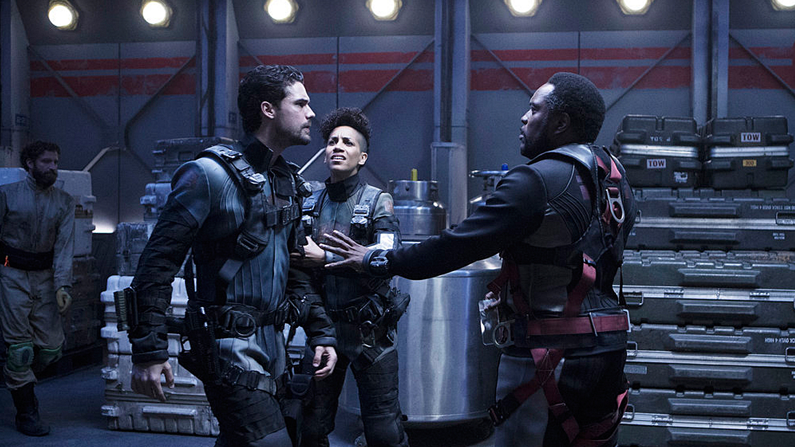 Image result for fred johnson the expanse