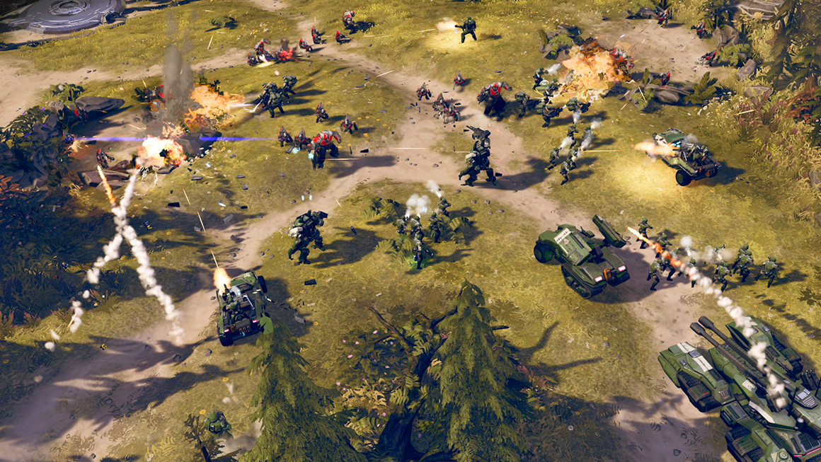 Halo Wars 2 Campaign Deadly Skirmish