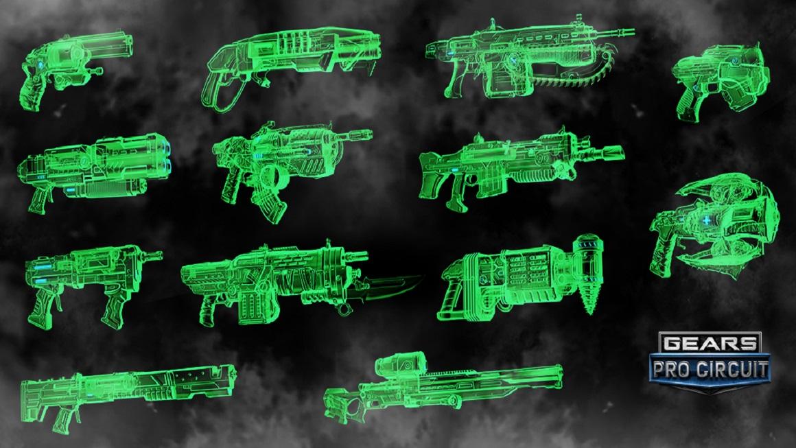 Gears Of War 4s New Emerald Phantom Skins Must Be Earned