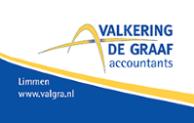 Valkering de Graaf accountants Logo sponsor