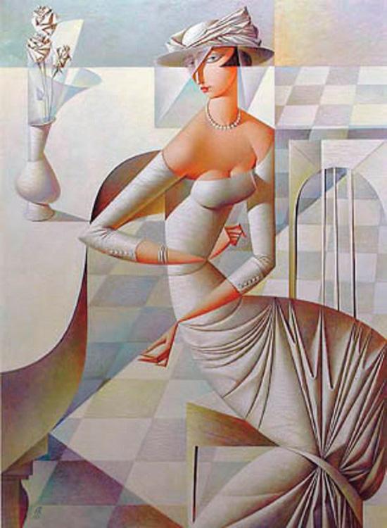 Unique, vibrant style of Georgy Kurasov