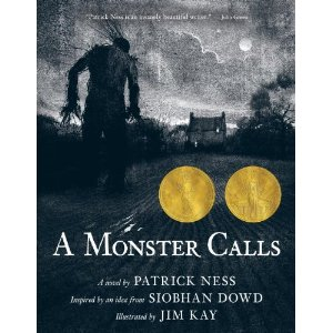 A Monster Calls, by Patrick Ness