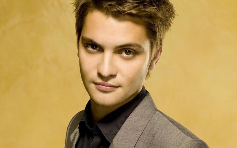 Luke Grimes sale de la exitosa serie True Blood