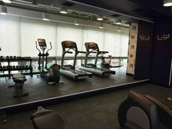 Este es uno de los espacios que hacen parte de las instalaciones de Google Colombia. / Foto: portafolio.co
