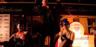 Con Burlesque se da inicio al AEFEST Colombia