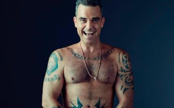 Robbie Williams se desnuda para Attitude