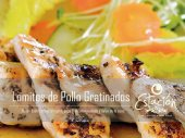 Comer lomitos de pollo en Bogotá