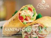Sandwich o Wraps en Bogotá