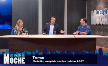 Medellín, una ciudad amigable con el turismo LGBT