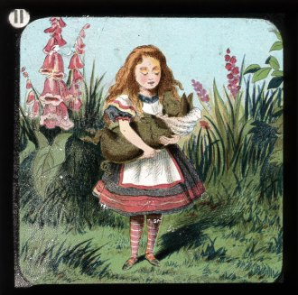 Alice Sihirli Fenerde 11