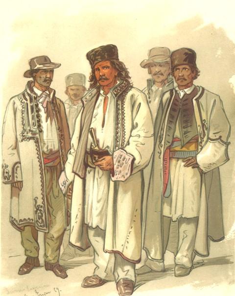 Practici vestimentare în Ţara Românească la începutul secolului al XIX-lea – EgoLitera